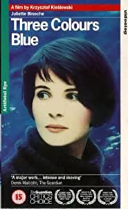 Three Colours: Blue [VHS]