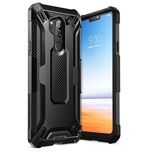 LG G7Fall, LG G7thinq Fall SUPCASE Unicorn Beetle Series Premium Hybrid Schutzhülle für Samsung Galaxy LG G7/LG G7thinq 2018Release, Einzelhandel-Paket (schwarz)