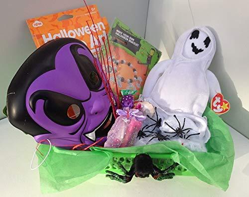 Korbset mit Süßigkeiten, Leckereien und Kleid-UP - einzigartige Geschenkidee von Babysfirstnight ()
