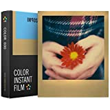 Impossible Color Film Pour 600 Gold Frame NEU