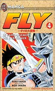Dragon Quest - La Quête de Daï - Fly Edition simple Tome 4