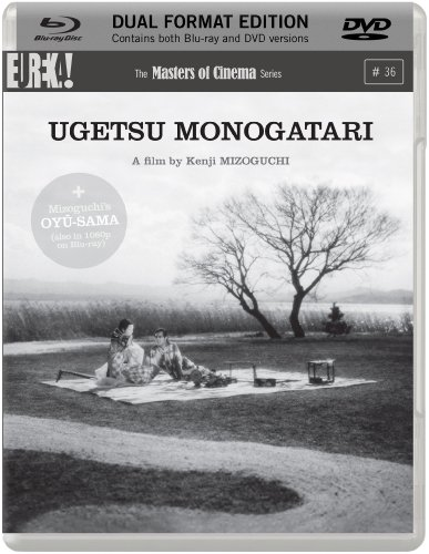 Ugetsu Monogatari + Oyu-Sama [Masters of Cinema] (Dual Format Edition) [Blu-ray]  [UK Import]