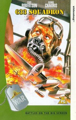 633-squadron-vhs-1964