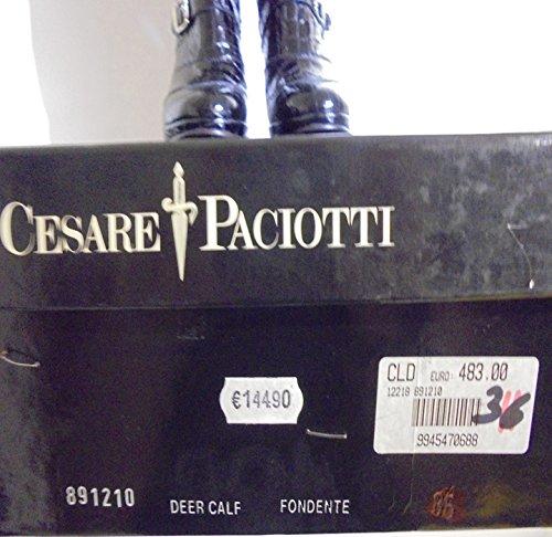 Paciotti, Bottes pour Femme Noir