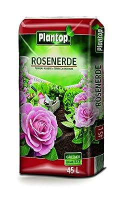 Rosenerde Plantop 45 Liter NEU Blumenerde Rosen-Erde Gärtnerqualität aus Bayern! von Plantop auf Du und dein Garten