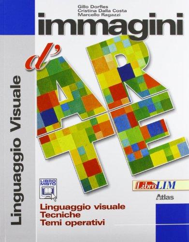 Immagini d'arte-Linguaggio-Storia dell'arte. Con schede di analisi. Per le Scuole medie. Con espansione online