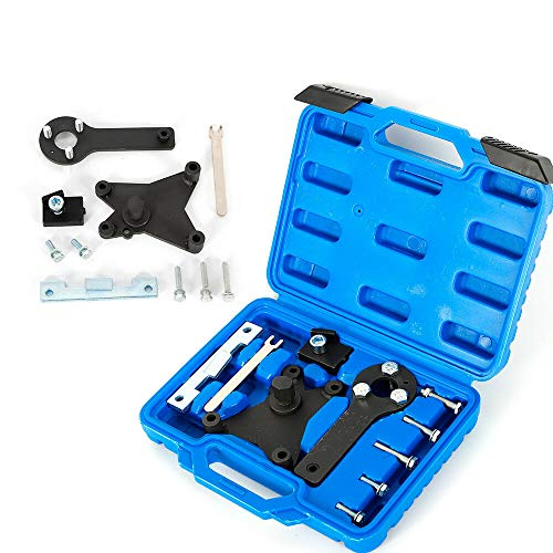 SENDERPICK Motor Einstellwerkzeug, Zahnriemen Wechsel Einstellwerkzeug Arretierwerkzeug Für 05-10 Doblo/Cargo 07-12 FIAT 500 09-12 Ford Ka