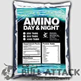 250 Tablets x BCAA + GLUTAMINE Mega Amino Acids Anabolic PROTEIN BODYBUILDING PACK- 1st CLASS P&P