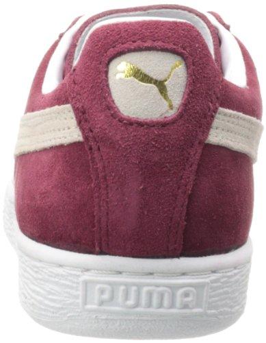 Puma Suede Classic Plus  Womens Leather Shoes Purple Size  5 5 UK