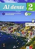 Al dente 2 (A2): Deutsche Ausgabe. Kurs- und Übungsbuch + Audio-CD + DVD