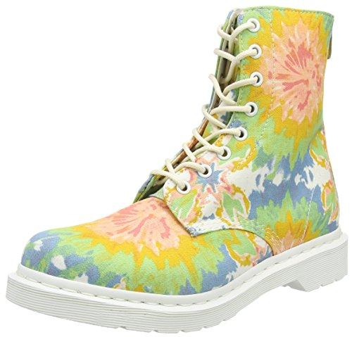 Dr. Dr. Martens Damen V Page Mtd Chukka Boots Mehrfarbig (multi Mandala Td Fine Canvas) Martens Mulheres V Página Mtd Botas Chukka Multicolor (multi Mandala Td Tela Fina)