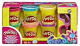 Toy - Hasbro Play-Doh A5417EU7 - Glitzerknete, Knete