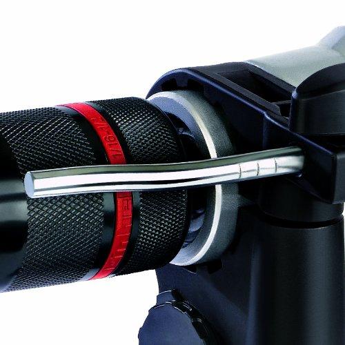 Einhell RT-ID 110 Schlagbohrmaschine, 1.100 W, 2 Gänge, max. Schlagzahl 46.500 min-1, Abnehmbare Staubabsaugvorrichtung, Bohrerdepot im Handgriff - 6