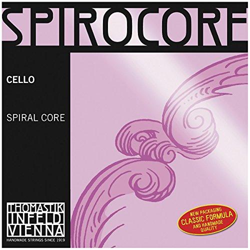 Thomastik-Infeld Spirocore 4/4 Cello C String - Tungsten/Steel - Thin(weich) Gauge (japan import)