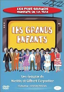 Les Plus Grands moments de la télé : Les Grands enfants