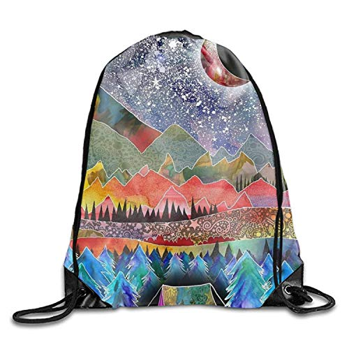 Backpack Country Life Goodie Bags,Promotional Gym Sack for Birthday Party ()