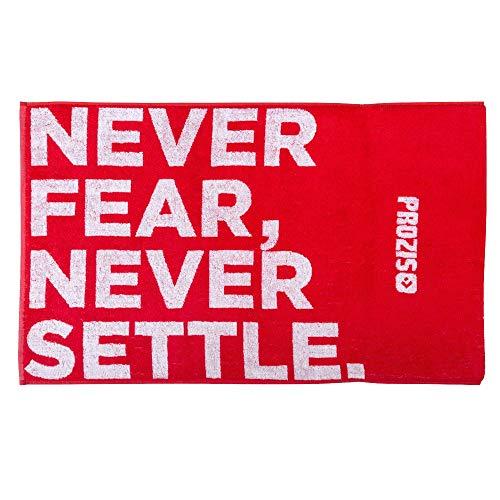 Preisvergleich Produktbild PROZIS Gearsafe Fitnessbank-Handtuch - Red - Rot - Single Size