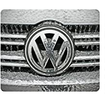 Volkswagen Logo Iced Mousepad, Customized Rectangle Mouse Pad