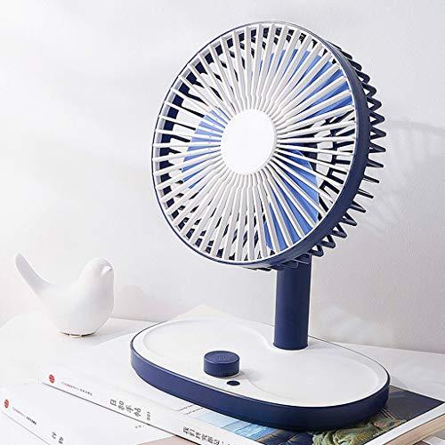 Externe Außen-gebläse (Bearbelly USB Portable Powered Leiser Lüfter Mini Fan Tisch Schreibtisch Klimaanlage Lüfter Silent Mini Fan Tragbarer Lüfter für Büro und Zuhause, Kreatives Geschenk)