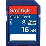 #3: SanDisk 16GB Class 4 SDHC Memory Card (SDSDB-016G-B35)