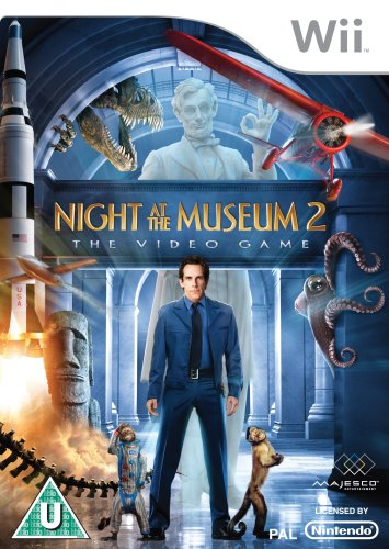 Night At The Museum 2 (wii)