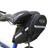 Bicycle Saddle Bag, FTUNG Waterproof Mountain Road MTB Cycling Sleek Bike Tail Bag Pouch Seat Bag