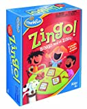 Thinkfun 11124 - Zingo DK/E, Lernspiel