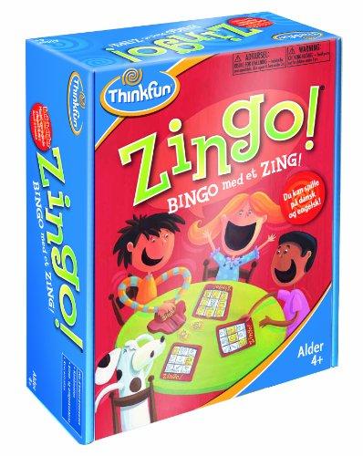 go DK/E, Lernspiel (Zingo Bingo)