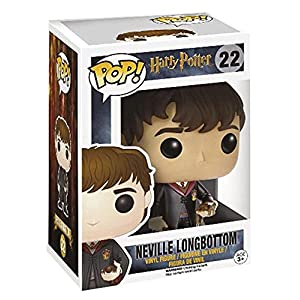 Harry Potter Funko Pop Neville Longbottom 22 Coleccionista figura