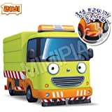TAYO The Little Bus- RUBY/RUBI -Korean Made TV Kids Animation Toy [Ship from South Korea]
