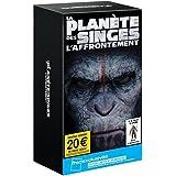 Planet der Affen: Revolution - Exklusiv limitierte Fnac Box - auf 500 Stk inkl. NECA Maurice oder Koba Figur + 10 exklusive Filmkunstwerke / + 4 Poster zum Film