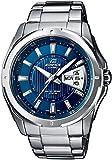 EF de 129d de 2AVEF Casio Edifice Reloj analógico Hombre Día de la semana y fecha.