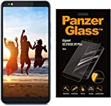 Gigaset GS370 plus Smartphone (14,4 cm (5,7 Zoll) Touch-Display, 64 GB Speicher, Android 7.0) + Panzerglase, Brilliant Blue