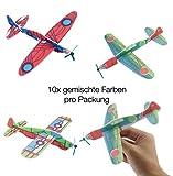 10x-Espuma-de-poliestireno-planeadores-planeadores-planeadores-espuma-de-poliestireno-Para-el-cumpleaos-de-los-nios-para-los-muchachos-y-las-muchachas-de-TK-Gruppe-Piata-Divertidos-juguetes-cumpleaos-