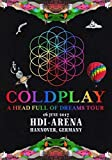 Generic Coldplay HDI-Arena Hannover Deutschland - 16 Juni 2017 Foto Poster Tour CD 056 (A5-A4-A3) - A4