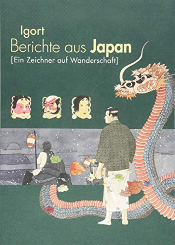 Berichte aus Japan 2: Ein Zeichner auf Wanderschaft