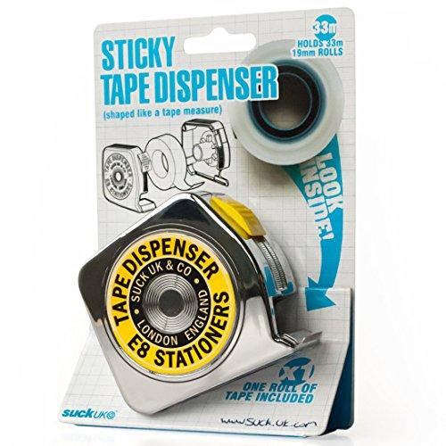 Dispenser per nastro adesivo a forma di metro (Designer Dispenser)
