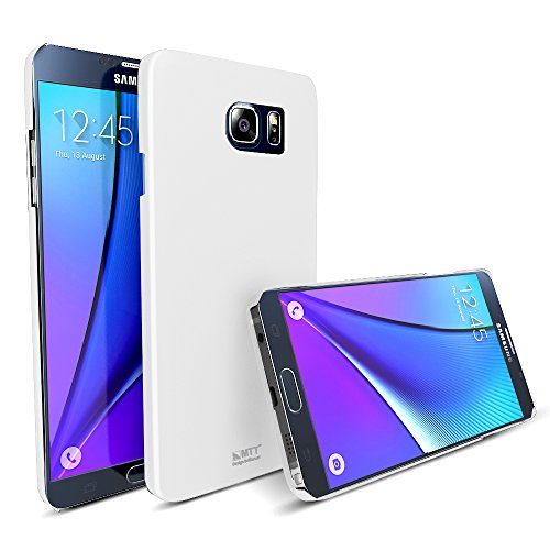 MTT Back Cover Slim Fit Case for Samsung Galaxy NOTE 5 - White  available at amazon for Rs.99