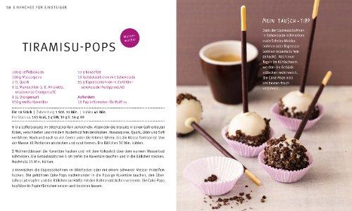 Cake-Pops – Sti(e)lvoll naschen: Einfache Rezepte für Kuchen-Lollis, witzige Deko-Ideen und die besten Gelingtipps (GU Just cooking) - 4