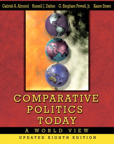 Comparative Politics Today: A World View, Update Edition
