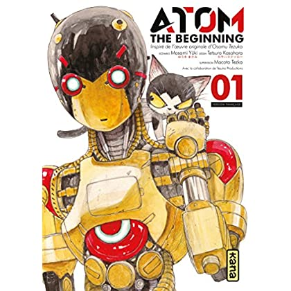 Atom the beginning - Tome 1