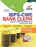 #8: IBPS-CWE Bank Clerk Guide for Prelim & Main Exams with GK 2017 eBook