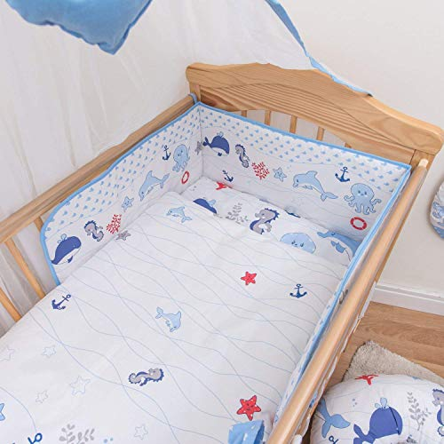 6 Piece Baby Children Bedding Se...