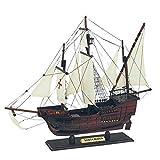 """Carabela"""" Santa Maria """", Modelo Velero, Barco Bandera Von Columbus"""