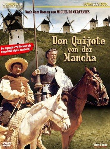 Bild von Don Quijote von der Mancha (2 DVDs) - Die legendären TV-Vierteiler