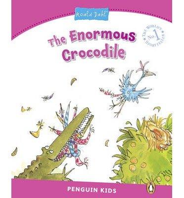PENGUIN KIDS 2 ENORMOUS CROCODILE