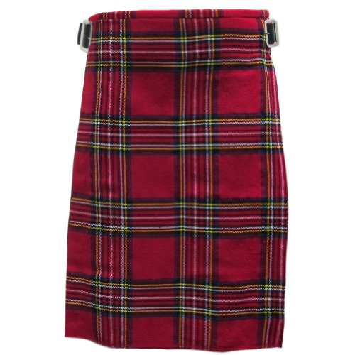 Tartanista Royal Stewart schottischen Kilts in UK44 (112 cm)