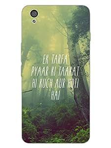 OnePlus X Back Cover - Blind In Love - For Ae Dil Hai Mushkil Fans - Designer Printed Hard Shell Case