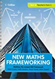 New Maths Frameworking – Year 8 Teacher's Guide Book 3 (Levels 6–7)