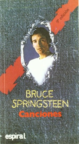 Canciones I de Bruce Springsteen (Espiral / Canciones) por Bruce Springsteen